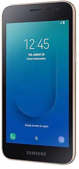 Смартфон Samsung Galaxy J2 Core SM-J260 8ГБ золотистый (SM-J260FZDRSER) - фото 3