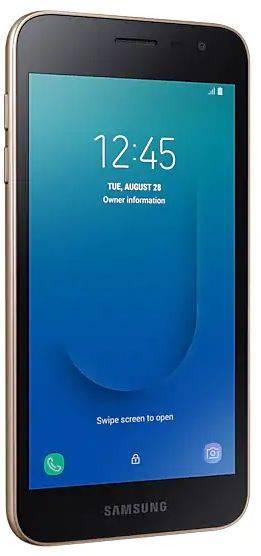 Смартфон Samsung Galaxy J2 Core SM-J260 8ГБ золотистый (SM-J260FZDRSER) - фото 4