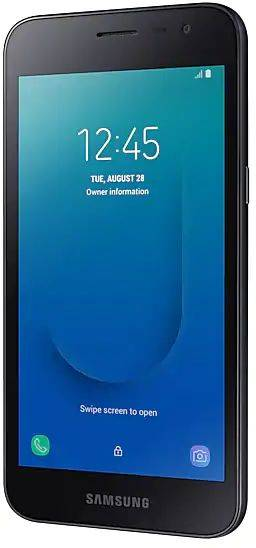 Смартфон Samsung Galaxy J2 Core SM-J260 8ГБ черный (SM-J260FZKRSER) - фото 3