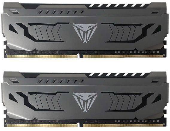 Модуль памяти DIMM DDR4 2x8Gb Patriot (PVS416G400C9K) - фото 1