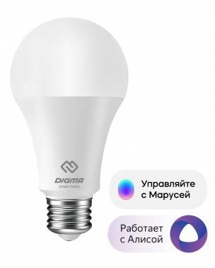 Умная лампа Digma DiLight E27 N1