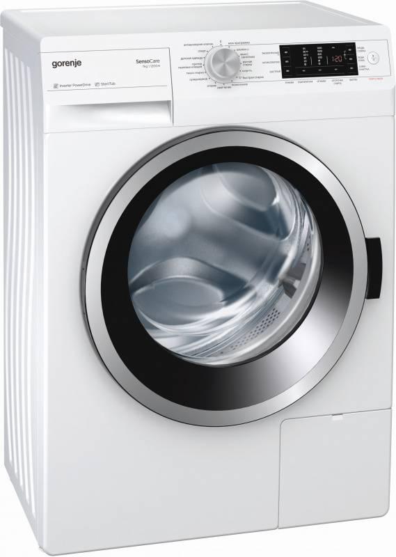 Стиральная машина Gorenje MV75Z23/IS белый - фото 1
