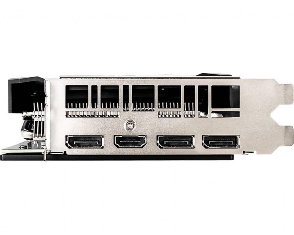 Видеокарта MSI RTX 2060 VENTUS 6G OC 6144 МБ - фото 4