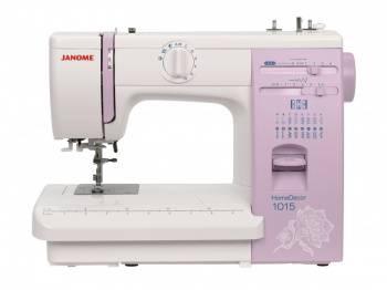 Швейная машина Janome HomeDecor 1015 белый
