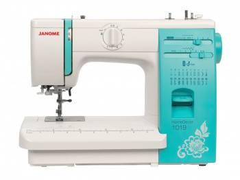 Швейная машина Janome HomeDecor 1019 белый