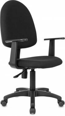 Кресло Бюрократ CH-1300 черный (CH-1300/T-15-21)