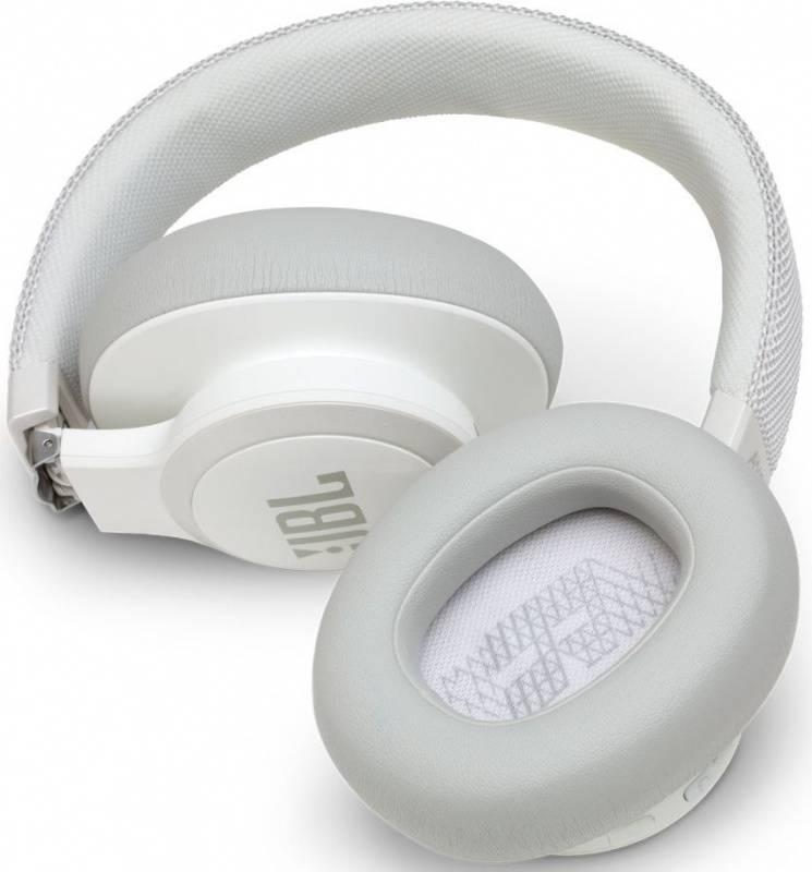 Гарнитура JBL Live 650BTNC белый (JBLLIVE650BTNCWHT) - фото 2