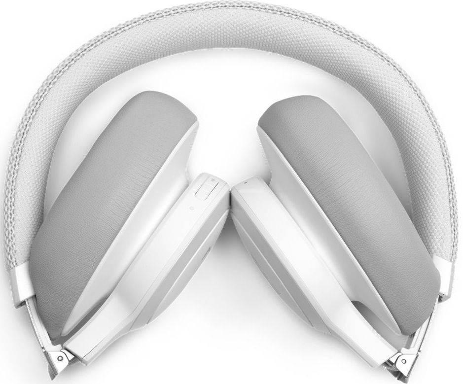 Гарнитура JBL Live 650BTNC белый (JBLLIVE650BTNCWHT) - фото 3