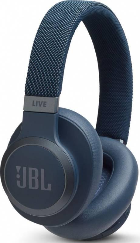 Гарнитура JBL Live 650BTNC синий (JBLLIVE650BTNCBLU) - фото 5