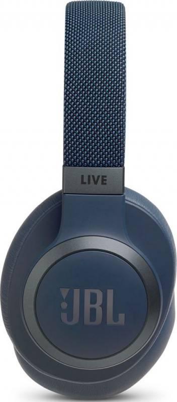 Гарнитура JBL Live 650BTNC синий (JBLLIVE650BTNCBLU) - фото 7