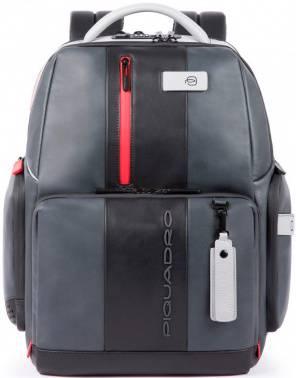 Рюкзак Piquadro Urban серый/черный (CA4550UB00BM/GRN)
