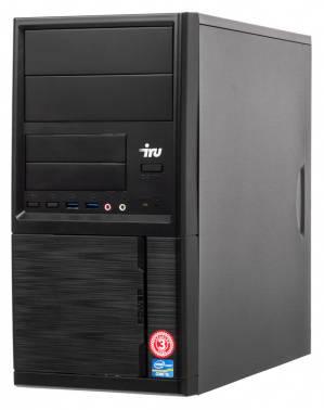 Компьютер IRU Office 313 черный (1119786)