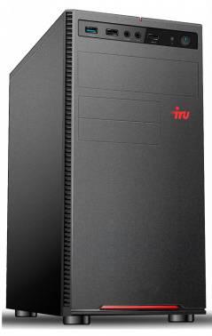 Компьютер IRU Home 313 черный (1119792)