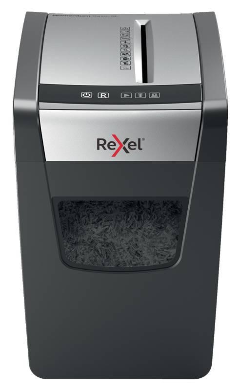 Уничтожитель бумаги Rexel Momentum X410-SL (2104573EU) - фото 1