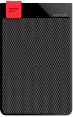 Внешний жесткий диск 2Tb Silicon Power Diamond D30 черный USB 3.0 (sp020tbphdd3ss3k)