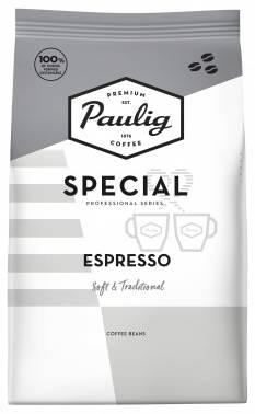 Кофе зерновой Paulig Special Espresso 1000 грамм (16545)
