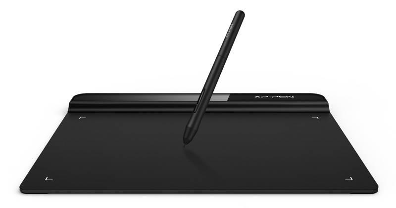 Графический планшет XP-Pen Star G640 черный (STARG640) - фото 2