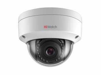 Видеокамера IP HiWatch DS-I402(B) белый (ds-i402(b) (4 mm))