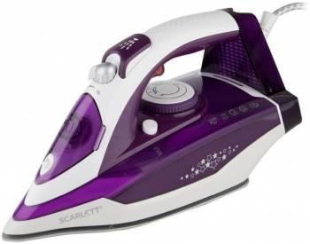 Утюг Scarlett SC-SI30K34 фиолетовый (SC - SI30K34)