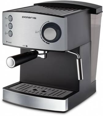 Кофеварка эспрессо Polaris PCM 1520AE Adore Crema нержавеющая сталь (PCM 1520AE)