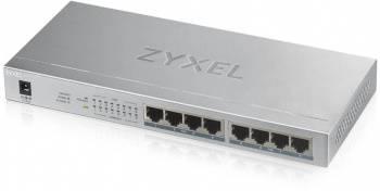 Коммутатор неуправляемый Zyxel GS1008HP-EU0101F
