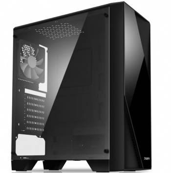 Корпус ATX Zalman S1 черный (S1 BLACK)