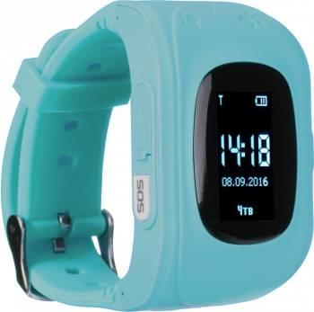 Смарт-часы JET Kid Start черный (START LIGHT BLUE)