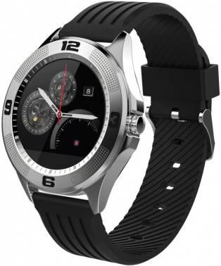 Смарт-часы KREZ Blast серебристый (SW06)