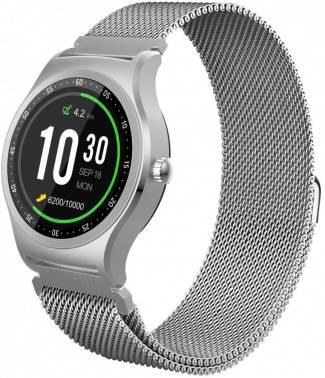 Смарт-часы KREZ Pro S серебристый (SW18)