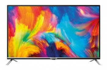 Телевизор Hyundai H-LED32ET3001 черный/серебристый