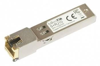 Конвертер MikroTik S+RJ10 SFP+ RJ45 10Gbit/s