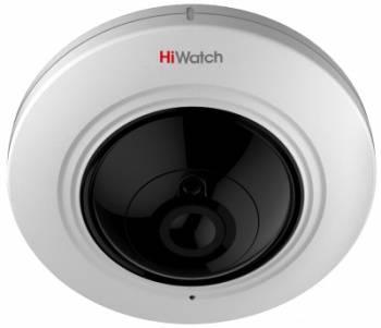 Видеокамера IP HiWatch DS-I351 белый