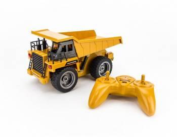 Машина радиоуправляемая Pilotage 6CH Грузовик пластик желтый (RC47808)