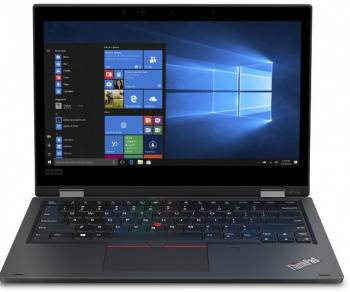 "Ноутбук 13.3"" Lenovo ThinkPad L390 Yoga черный (20NT0013RT)"