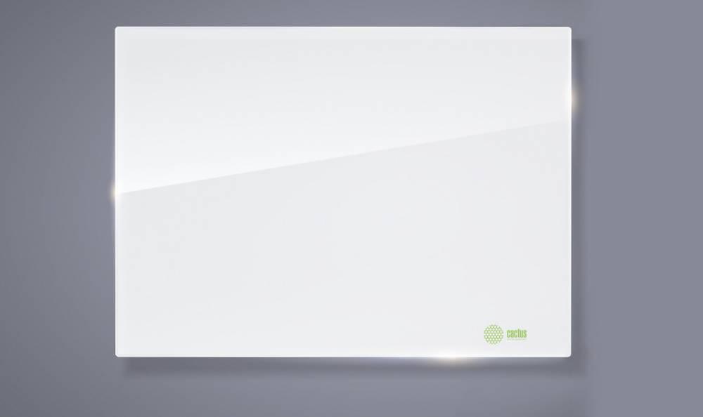 Доска стеклянная Cactus CS-GBD-90x120-UWT - фото 1