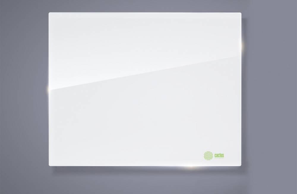 Доска стеклянная Cactus CS-GBD-120x150-UWT - фото 1