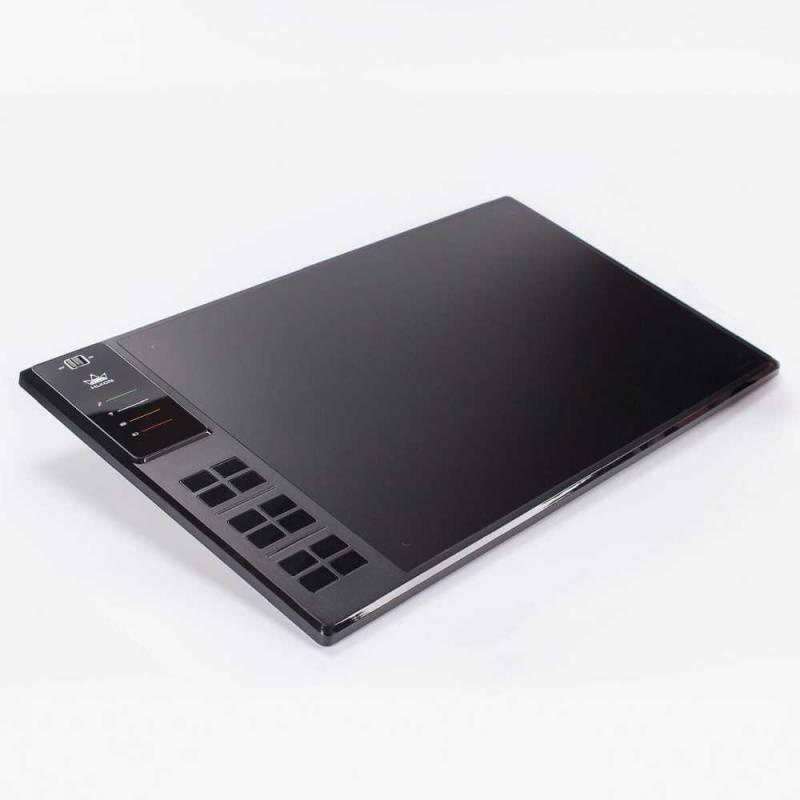 Графический планшет Huion WH1409 черный (WH1409 (WI-FI)) - фото 2