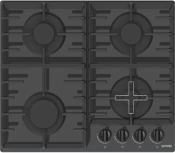 Газовая варочная поверхность Gorenje GT641B черный