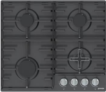 Газовая варочная поверхность Gorenje G640MB черный
