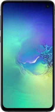 Смартфон Samsung Galaxy S10e SM-G970F 128ГБ зеленый (SM-G970FZGDSER)