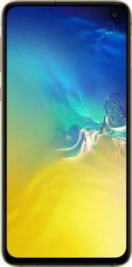 Смартфон Samsung Galaxy S10e SM-G970F 128ГБ желтый (SM-G970FZYDSER)