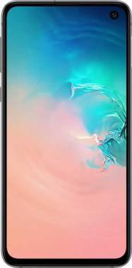 Смартфон Samsung Galaxy S10e SM-G970F 128ГБ белый (SM-G970FZWDSER)