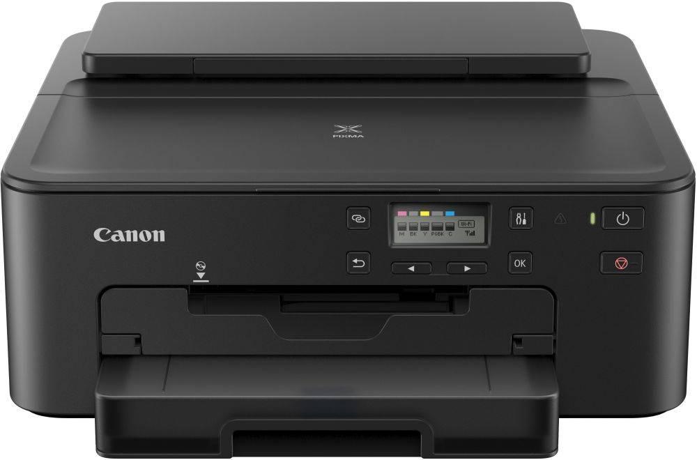 Принтер Canon Pixma TS704 черный (3109C007) - фото 1