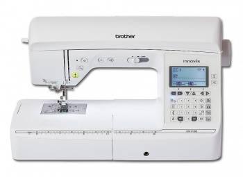 Швейная машина Brother Innov-is NV1100 белый