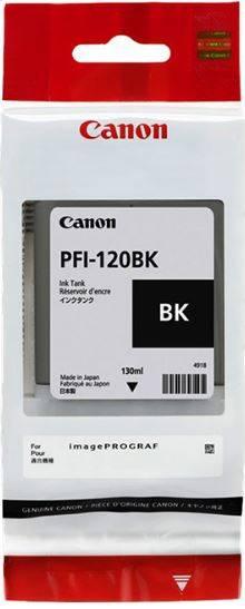 Картридж Canon PFI-120 BK черный (2885C001) - фото 1