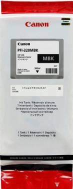 Картридж Canon PFI-320 MBK черный матовый (2889C001)