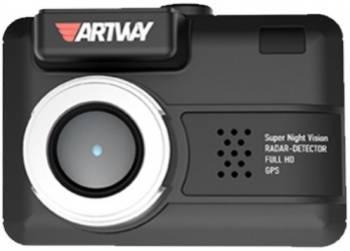 Видеорегистратор с антирадаром Artway COMBO MD-105 (MD-105)