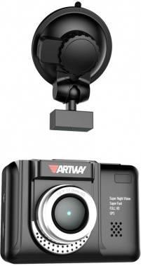 Видеорегистратор с антирадаром Artway COMBO MD-106 (MD-106)
