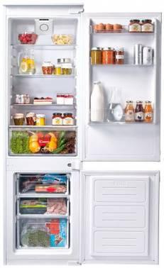 Холодильник Candy CKBBS 172 F белый (34900418)