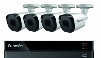 Комплект видеонаблюдения Falcon Eye FE-2104MHD Smart (FE-2104MHD KIT SMART)